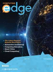 May 2018 Computing Edge magazine cover