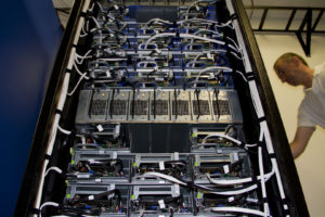Facebook open rack server