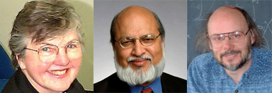 IEEE Fellows: Frances Allen, Arvind, and Bjarne Stroustrup