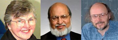IEEE Fellows: Frances Allen, Arvind, and Bjarne Stroustrup