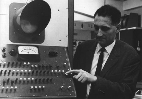 Willem van der Poel at Dutch Central Lab