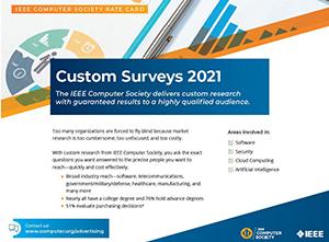 custom survey 2021
