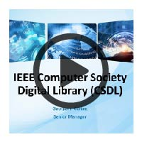 Learning Webinar Presentation Cover: Computer Society Digital Library