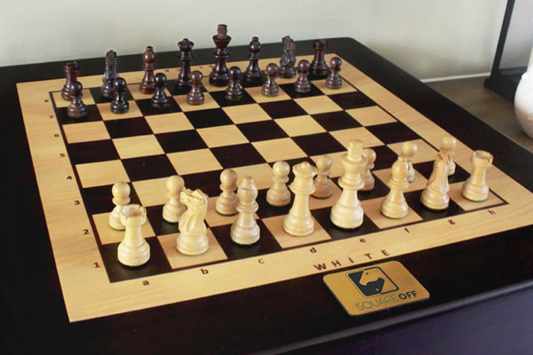 InfiVention Technologies Chess Board