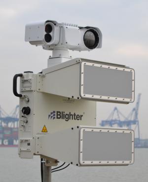 Blighter drone technology