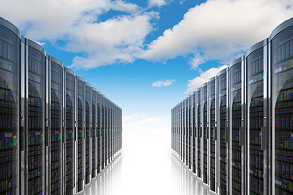 network servers and clouds