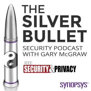 The Silver Bullet Podcast logo