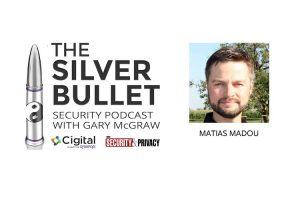 Matias Madou and Silver Bullet logo