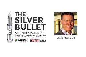 Craig Froelich and Silver Bullet logo