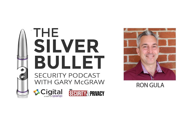 Ron Gula and Silver Bullet logo