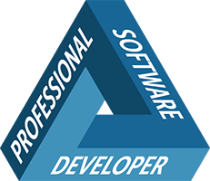 Professional Software Developer Certification logo icon
