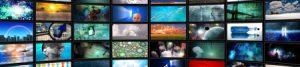 video screens