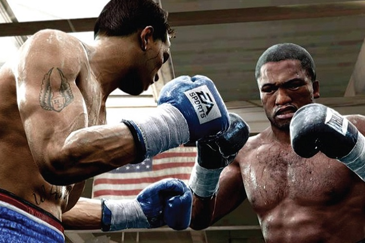 boxing video game
