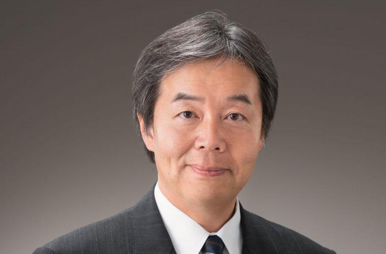 Hironori Kasahara, president of IEEE Computer Society