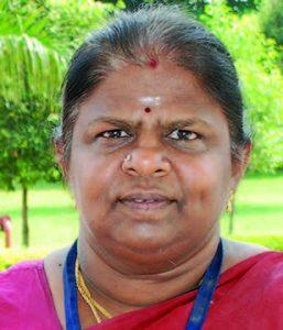 Ramalatha Marimuthu - candidate