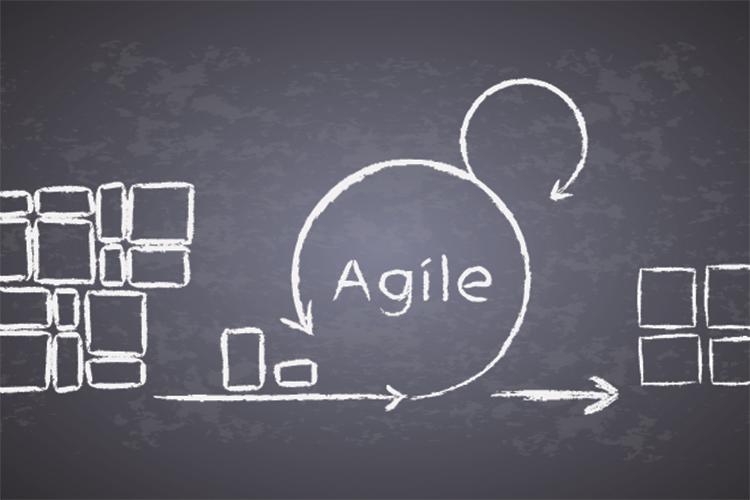 agile graphic illustration