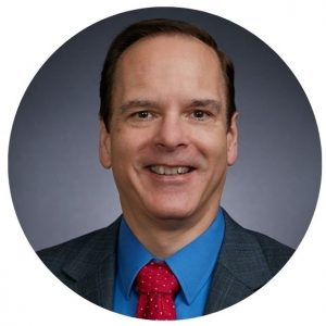 David Ebert - Second Vice President Candidate