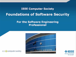 Education Course Catalog | IEEE Computer Society