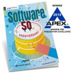 2019 Apex Award for IEEE Software magazine