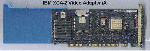 Famous Graphics Chips: IBM's XGA  The end of an era | IEEE Computer