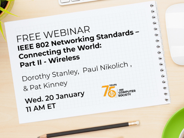 FREE Webinar: Connecting the World