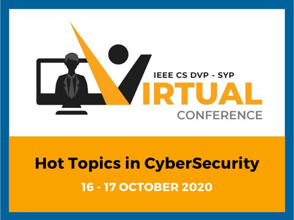 DVP-SYP Virtual Conference on Hot Topics in Cybersecurity