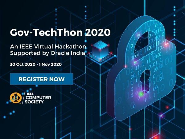 Register for the IEEE Virtual Hackathon