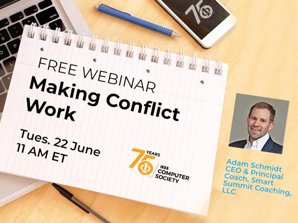 Free Webinar: Making Conflict Work