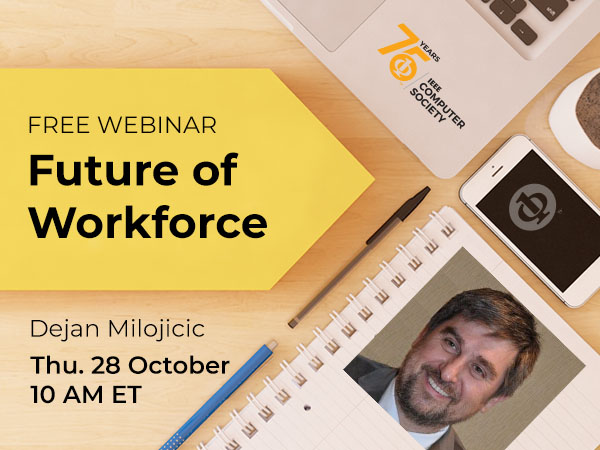 WEBINAR: Future of the Workforce