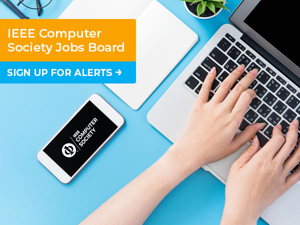 Computer Society Jobs Board