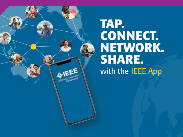New! IEEE App is now available