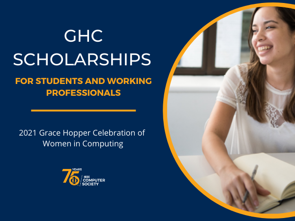 GHC Scholarships are Available for Student and Professionals