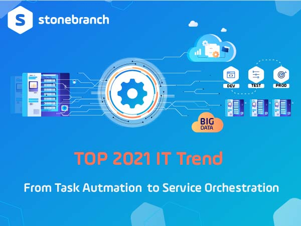 New Webinar: Top 2021 IT Automation Trend