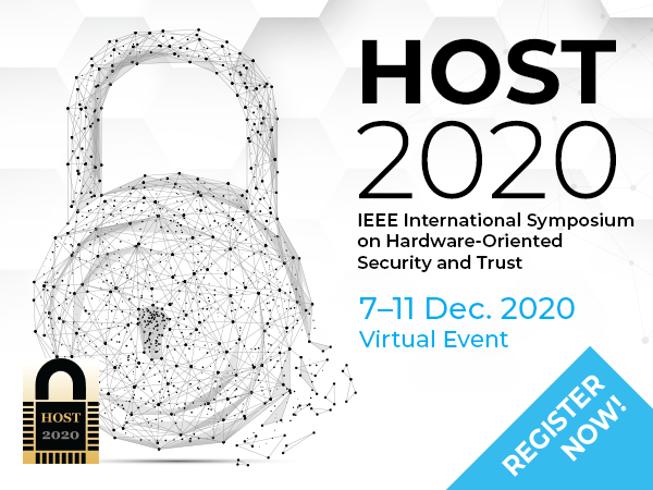 IEEE HOST 2020 Is Fast Approaching