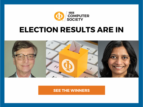 2021 Election Results Are Here!