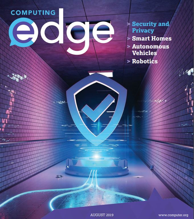 Cover of ComputingEdge magazine