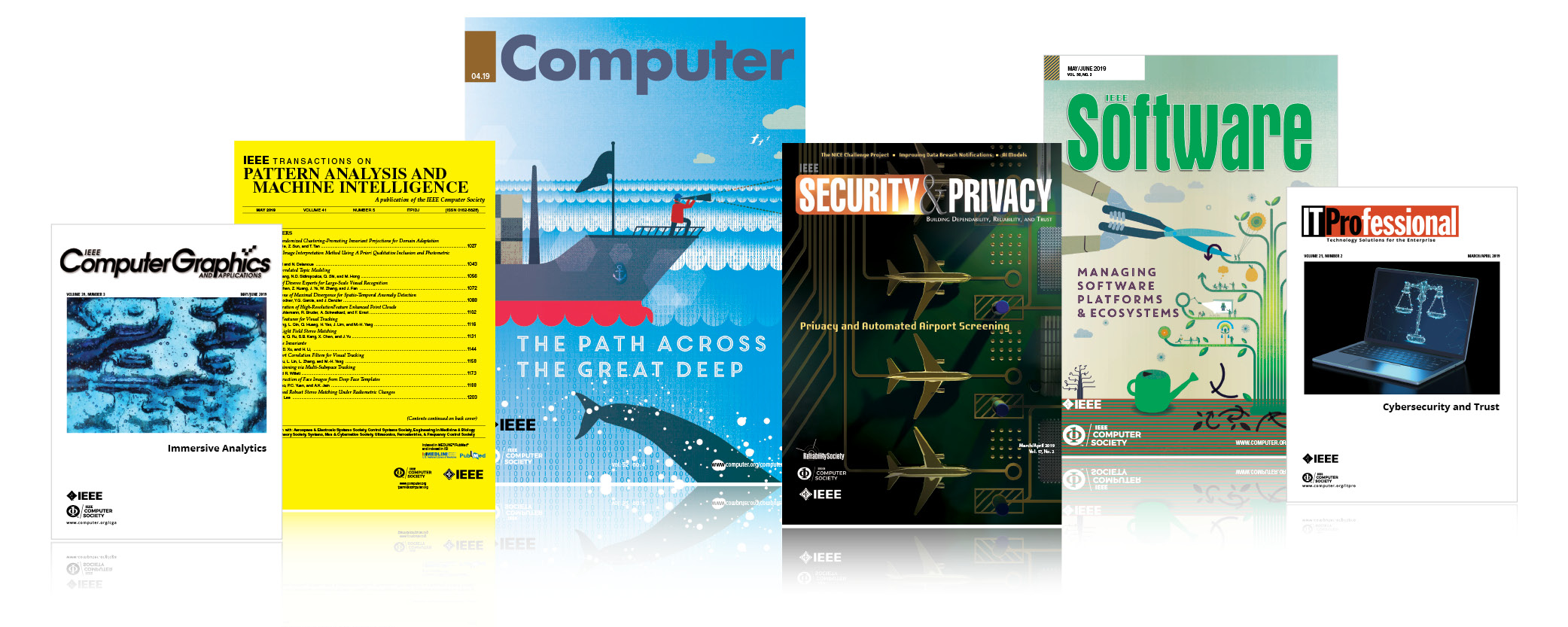 Computer Society publications