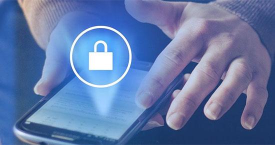 mobile app fingers