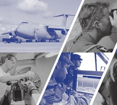 US Air Force stock images.