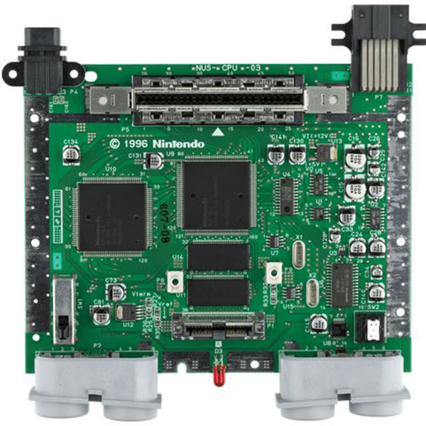 nintendo mother board