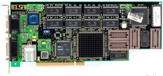 graphics chip - glint