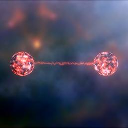 Quantum computing helps molecular modeling