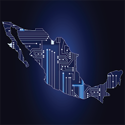 A Brief History of Computing in Mexico